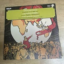LP Chostakovitch Symphonie n°13 Babi Yar Eugene Ormandy Tom Krause *