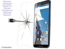 100% Genuino antirayado Vidrio Templado Protector De Pantalla Para Motorola Nexus 6