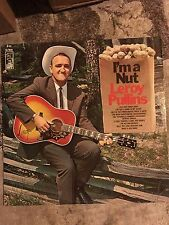 Leroy Pullins Lp I'm A Nut Kapp 1488 Very Rare Lp Country Comedy Music