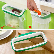 Goodly Trendy Door Back Hanging Cabinet Stand Trash Garbage Bag Support Holder