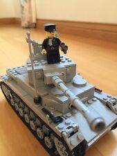 Lego WW2 PANZER IV Ausf. F2 (Brickmania)