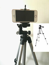 iPhone tripod- fits all iPhones full size tripod and mount, 6, 6C, 6S, 7 etc..
