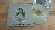 CD Punk Wisecräcker - De Puta Madre (6 Song) MCD / CUNTRY MUSIC cb
