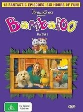 Bambaloo : Collection 1 (DVD, 2005, 3-Disc Set)