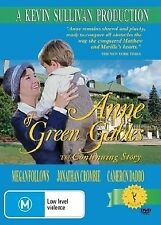 ANNE OF GREEN GABLES- The Continuing Story  New Sealed  DVD