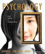 Psychology: From Inquiry to Understanding by Scott O. Lilienfeld, Nancy J. Wool…