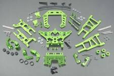 Integy T8031GREEN Aluminum Evolution Conversion Set Traxxas Rustler XL5 & VXL