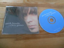 CD country Garth Brooks as Chris Gaines-Lost in you (1 chanson) promo Capitol sc