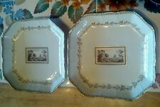 Vintage Richard Ginori soup dishes