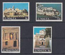 Malta 1980 restauro di antichi monumenti 598-01 MNH