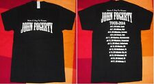 JOHN FOGERTY  ( CREEDENCE ) 2014 Euro Tour Beautiful Live T-SHIRT MINT