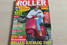 125729) Yamaha XC 125 Cygnus Dauertest - MO Roller 1997