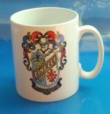 Cinelli milano 10oz Retrò Tazza da Caffè/Tè UK P & P Gratis