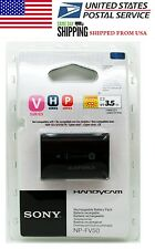 Brand NEW SONY NP-FV50 1030mah INFO LITHIUM V SERIES HANDYCAM GENUINE BATTERY