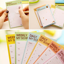 Cute Sticker Post It Bookmark Marker Memo Flags Index Pad Tab Sticky Notes