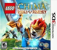 Lego Chima Laval's Journey NEW factory sealed Nintendo 3DS