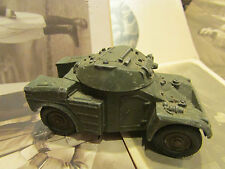 ancien tank militaire char dinky toys panhard 7 cm
