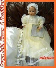 Künstlerpuppe v Rosemarie Mueller BABY TOBBY (258/750) aus Porzellan 50cm