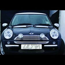 BMW MINI Hatch 01-06 & R52 CABRIO 04-08 chrome Halo ANGEL EYE FARI