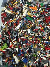 500+ Clean Lego Pieces Random Set HUGE LOT WITH MINIFIGURES Washed and Sanitized