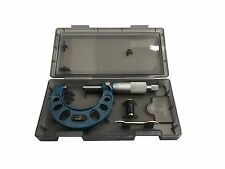 """RDGTOOLS NEW 1-2"""" OUTSIDE MICROMETER RESOLUTION 0.001"""" MYFORD BOXFORD LATHES"""
