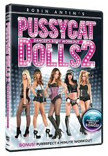 Pussycat Dolls 2 (2011) Dancer's Body Workout Robin Antin NEW SEALED UK R2 DVD