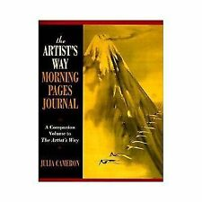 The Artist's Way Morning Pages Journal, Julia Cameron, Good Book