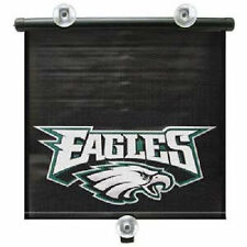 Philadelphia Eagles Retractable Car Window Shade With Suction Cups