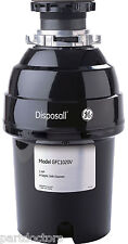 NEW GE Disposall 1 HP Continuous Feed Food Waste Disposer Disposal GFC1020V