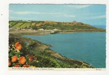 Rozel Harbour & Bay Jersey 1970 Postcard 901a