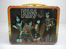 1977 KISS LUNCHBOX  NO THERMOS