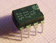 TS117 350V 120mA 35Ω solid state relay with optocoupler