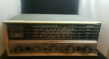 STAR-LITE VINTAGE CLASSIC A-120 4-BAND COMMUNICATION RECEIVER RADIO