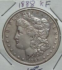1888 P Morgan Silver Dollar Xf