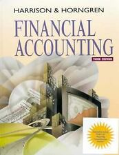 Financial Accounting by Charles T. Horngren and Walter T., Jr. Harrison...