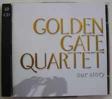 GOLDEN GATE QUARTET (2CD) OUR STORY  COMPILATION 52 TITRES