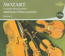 Wolfgang Amadeus Mozart: Complete String Quartets CD NEW
