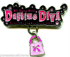 WDW ABC Super Soap Weekend 2005 Daytime Diva Dangle Pin