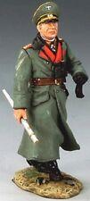 KING & COUNTRY WW2 GERMAN ARMY WS126 NORMANDY ROMMEL MIB