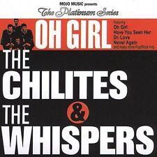 Whispers Oh Girl CD ***NEW***