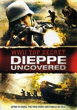 Wwii Top Secret: Dieppe Uncovered (2013, DVD New)