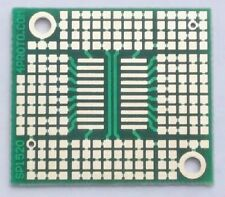 4PCS 20 pin SOIC SMT Surface Mount PCB Prototype Board (supports ALL SOIC)