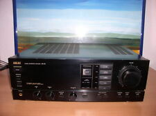 Akai AM-52  Verstärker  Amplificateur Poweramp int. shipping