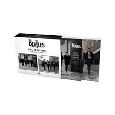 THE BEATLES - ON AIR: LIVE AT THE BBC (THE COLLECTION) 4 CD NEU