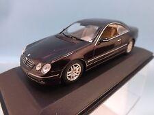 Mercedes-Benz CL-Class Coupé (C215) dunkelrot-metallic Minichamps [B6 696 0301]