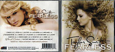 Fearless by Taylor Swift (CD, Nov-2008, Big Machine Records) Free Ship #IS34