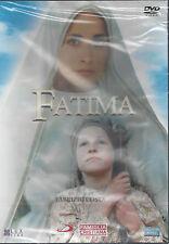 Dvd **FATIMA** di Fabrizio Costa nuovo sigillato 1997
