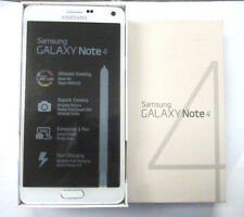 New Verizon Straight Talk Samsung Galaxy Note 4 SM-N910V 32GB White 4G LTE