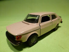 NACORAL  INTER-CARS 123 SAAB 99 COMBI COUPE - CREAM  - 1:43  - IN GOOD CONDITION