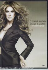 CELINE DION - TAKING CHANCES : THE SESSIONS [DVD, SONY, 2007]